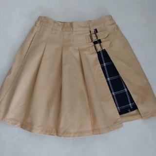 n☆p school☆キッズ女の子用 キュロットスカート