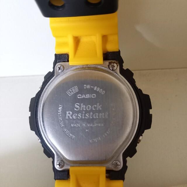 G-SHOCK(ジーショック)のG-SHOCK DW-6900 メンズの時計(腕時計(デジタル))の商品写真