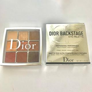 Dior - ディオールバックステージ アイパレット 003アンバー 箱付き