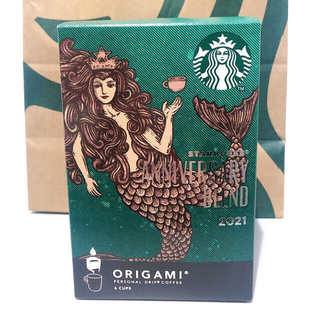 Starbucks Coffee - スターバックスオリガミ アニバーサリー