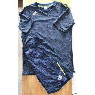adidas - 良品!! adidas アディダス Tシャツ ・ ショートパンツ セットアップ