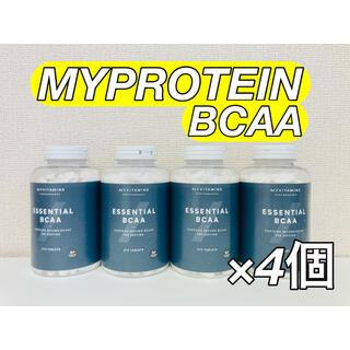 マイプロテイン(MYPROTEIN)の【4個セット】マイプロテイン BCAA タブレット 270錠 × 4個(トレーニング用品)
