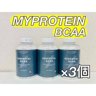 マイプロテイン(MYPROTEIN)の【3個セット】マイプロテイン BCAA タブレット 270錠 × 3個(トレーニング用品)
