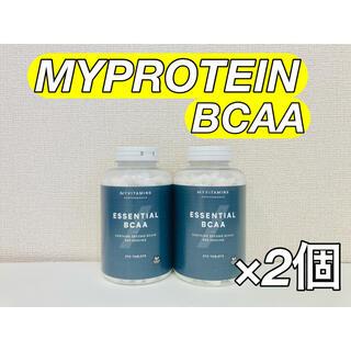 マイプロテイン(MYPROTEIN)の【2個セット】マイプロテイン BCAA タブレット 270錠 × 2個(トレーニング用品)