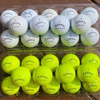 Callaway Golf - 【ERC SOFT】キャロウェイ Callaway ゴルフボール GOLF28個