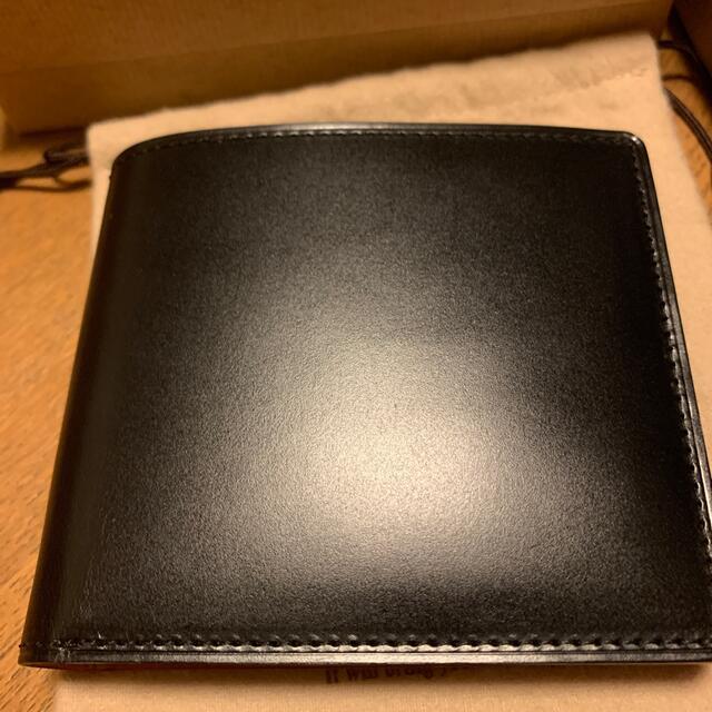 GANZO(ガンゾ)のganzo シンブライドル 純札入れ、小銭入れセット メンズのファッション小物(折り財布)の商品写真