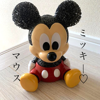 ミッキーマウス(ミッキーマウス)のライティングドール ミッキー ミッキーマウス Mickey  ライト(キャラクターグッズ)