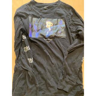 エックスガール(X-girl)のエックスガール XGirl キャスパーコラボ ロンT(Tシャツ(長袖/七分))