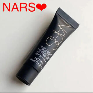 NARS - NARS ナーズ   ベルベットマット スキンティント 6514 サンプル