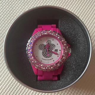 サマンサシルヴァ(Samantha Silva)のサマンサベガ×サマンサシルヴァ×ディズニーコラボ腕時計(腕時計)
