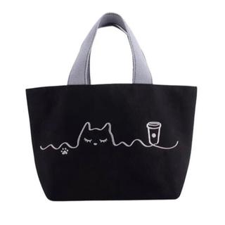 Starbucks Coffee - 台湾 スターバックス トートバッグ 黒猫 ハロウィン