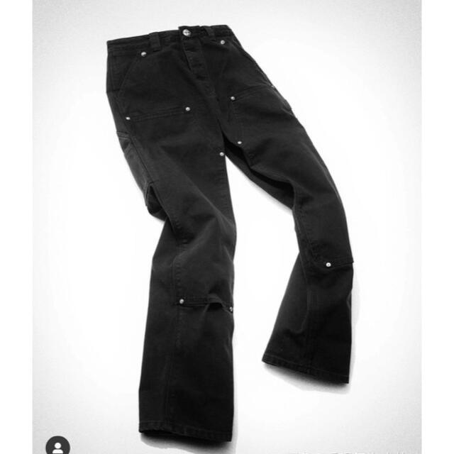 Chrome Hearts(クロムハーツ)のクロムハーツ カーペンターパンツ メンズのパンツ(ワークパンツ/カーゴパンツ)の商品写真