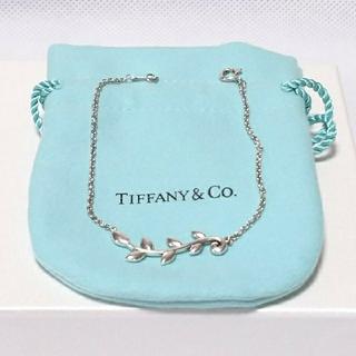 Tiffany & Co. - ティファニー TIFFANY 925 オリーブリーフヴァイン ブレスレット