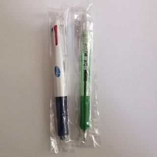 ゼブラ(ZEBRA)の製薬会社 ボールペン2本(ペン/マーカー)