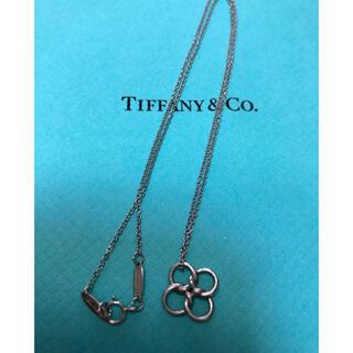 Tiffany & Co. - ティファニー クアドロフォリオ プラチナ pt950