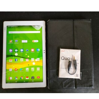LG Electronics - au タブレット LG Qua tab PZ 16GB Android7.0
