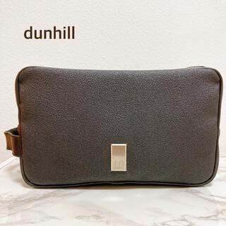 ダンヒル(Dunhill)の人気 ダンヒル dunhill  セカンドバッグ 大容量 黒 ブラック(セカンドバッグ/クラッチバッグ)
