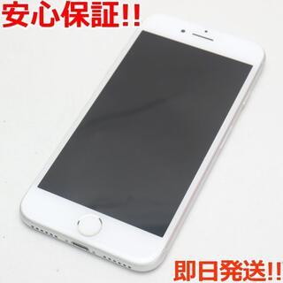 アイフォーン(iPhone)の新品同様 SIMフリー iPhone7 32GB シルバー (スマートフォン本体)