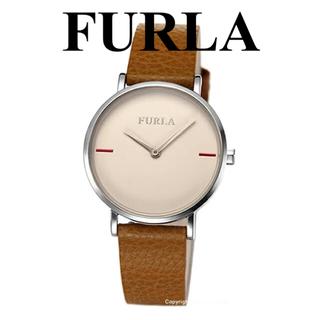 フルラ(Furla)の【新品未使用】 FURLA フルラ 時計  ブラウン(腕時計)
