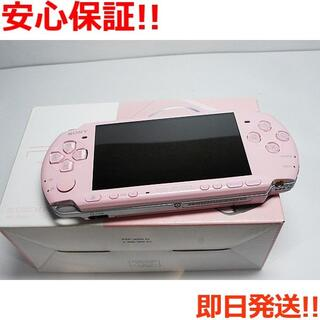 ソニー(SONY)の新品 PSP-3000 ブロッサム・ピンク (携帯用ゲーム機本体)
