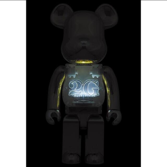 MEDICOM TOY(メディコムトイ)のBE@RBRICK 2G REVERSE 1000% エンタメ/ホビーのフィギュア(その他)の商品写真