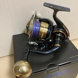DAIWA - ソルティガ 8000P  SLPカスタム