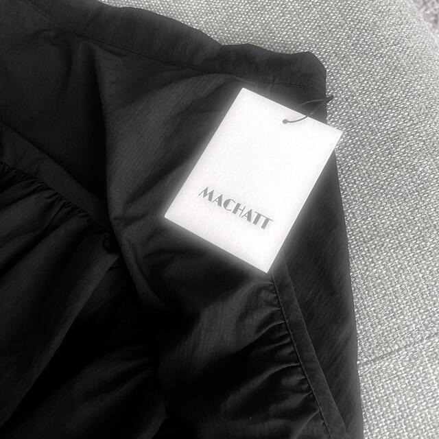 MACHATT  リップストップスカート machatt マチャット 新品 レディースのスカート(ロングスカート)の商品写真