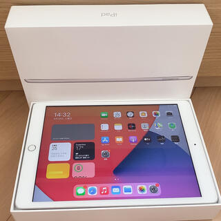 iPad - iPad 10.2 第7世代 Wi-Fi 32GB シルバー AppleCare