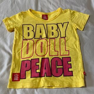 ベビードール(BABYDOLL)のBABY DOLL 100 Tシャツ(Tシャツ/カットソー)