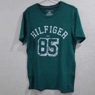 トミーヒルフィガー(TOMMY HILFIGER)のTOMMY HILFIGER トミーヒルフィガー Tシャツ XS(Tシャツ/カットソー(半袖/袖なし))