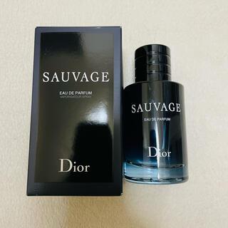 クリスチャンディオール(Christian Dior)のDior ソヴァージュ オードゥ パルファン 60mL 香水(香水(男性用))