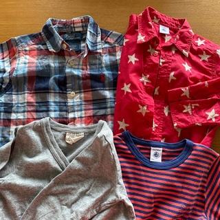 ラルフローレン(Ralph Lauren)のチェック シャツ(Tシャツ/カットソー)