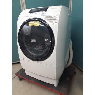 日立 - 日立ドラム式洗濯乾燥機10kg 温水ナイアガラ洗浄 BD-V5800L