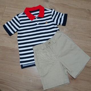 ラルフローレン(Ralph Lauren)のギャップ ラルフローレン セット サイズ90(Tシャツ/カットソー)