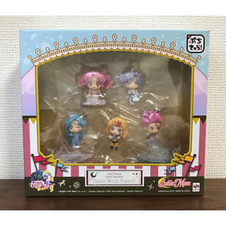 MegaHouse - 【新品】美少女戦士セーラームーン superS ぷちきゃら!