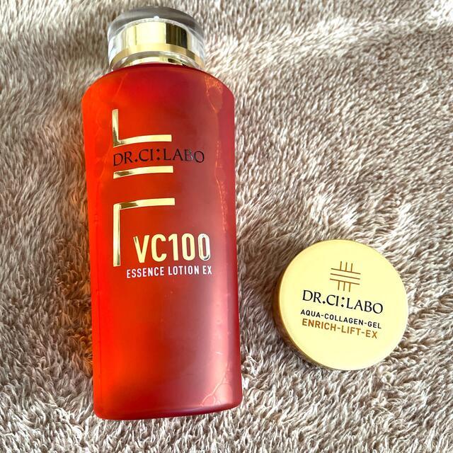 Dr.Ci Labo(ドクターシーラボ)のドクターシーラボ DR.CI:LABO Vエッセンスローション コスメ/美容のスキンケア/基礎化粧品(化粧水/ローション)の商品写真