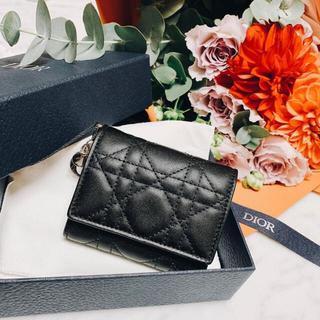 クリスチャンディオール(Christian Dior)のDIOR -LADY DIOR- ロータスウォレット(財布)