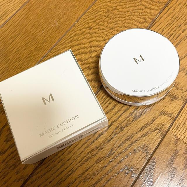 MISSHA(ミシャ)のミシャ クッションファンデ マット コスメ/美容のベースメイク/化粧品(ファンデーション)の商品写真
