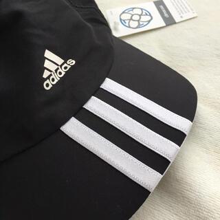 adidas - adidas アディダス キャップ 後頭部側メッシュ 黒/ブラック フリーサイズ