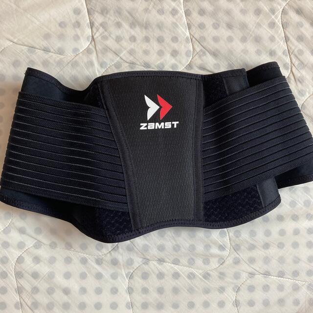 ZAMST(ザムスト)の腰 サポーター サイズM スポーツ/アウトドアのトレーニング/エクササイズ(その他)の商品写真