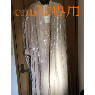 シールームリン(SeaRoomlynn)のsearoomlynn コットンWASHパネルシャツドレス(ロングワンピース/マキシワンピース)