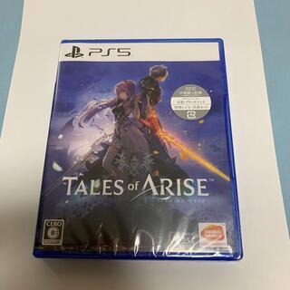 PlayStation - PS5 Tales of ARISE テイルズ オブ アライズ 新品未開封