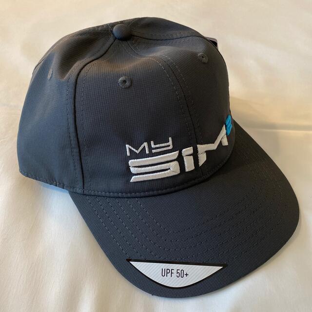 TaylorMade(テーラーメイド)のテーラーメイド My Sim2 帽子 キャップ ゴルフ  スポーツ/アウトドアのゴルフ(ウエア)の商品写真