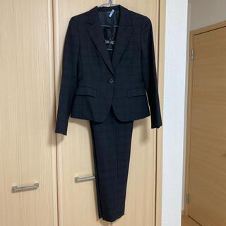 青山 - 洋服の青山 パンツスーツ レディース