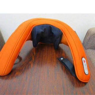 家庭用電気マッサージ器 スライヴ 首もみマッサージャーMD-400 (マッサージ機)