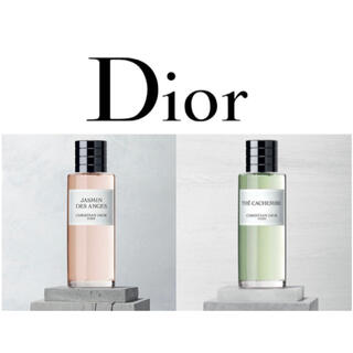 クリスチャンディオール(Christian Dior)の[正規品] 2セット メゾン クリスチャンディオール ジャスミン &  カシミア(ユニセックス)