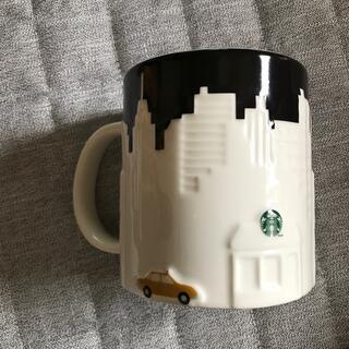 スターバックスコーヒー(Starbucks Coffee)のNYスタバマグカップ(マグカップ)