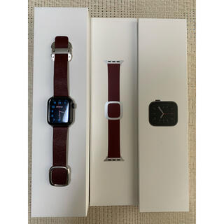 Apple Watch - Apple Watch Series 6 (GPSモデル) 40mm