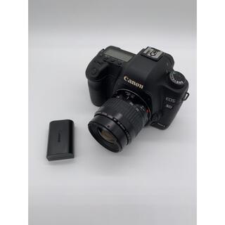 キヤノン(Canon)の【Canon】EOS 5D MARKII + 35-80mm F4-5.6 II(デジタル一眼)
