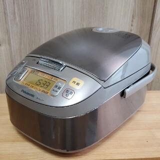 パナソニック(Panasonic)のパナソニック Panasonic SR-HC101 ダイヤモンド銅釜 5.5合(炊飯器)